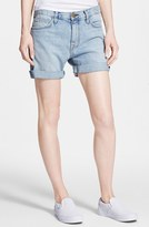 current-elliott-the-slouchy-cutoff-denim-shorts-sealine