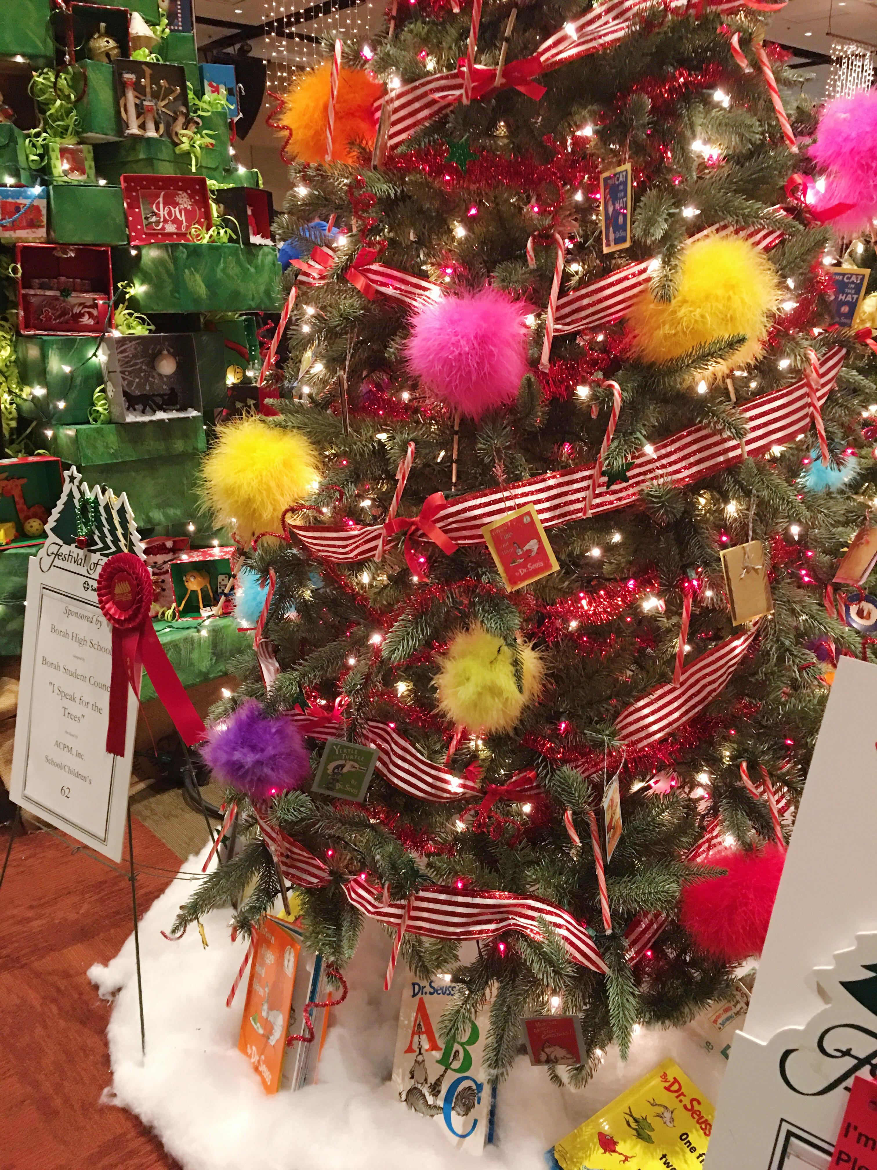 Festival of trees, boise, Holidays in Boise