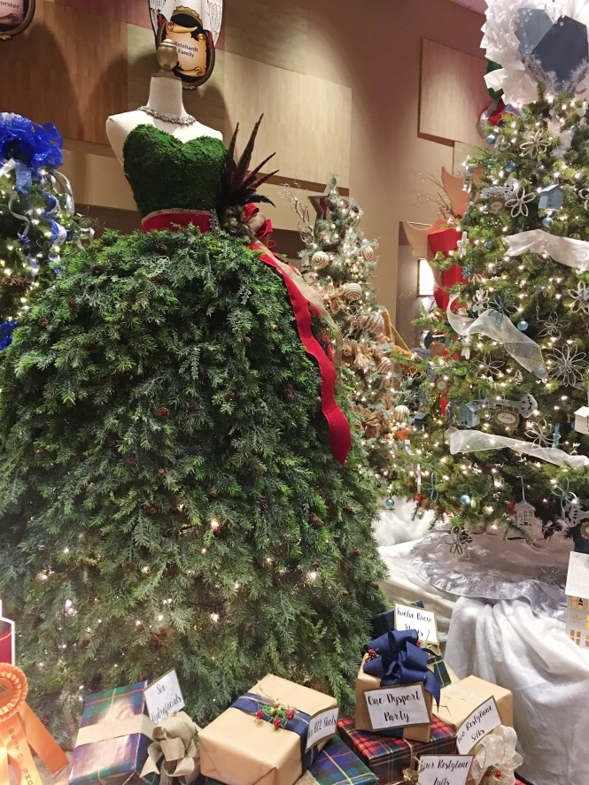 Festival of trees, boise, Holidays in Boise